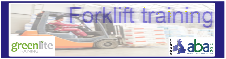ITSSAR Approved Forklift Training Centre